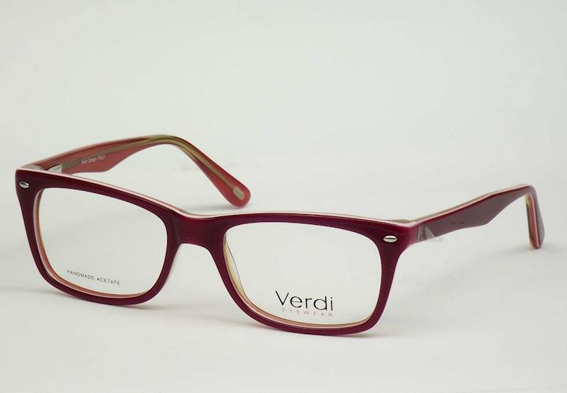 Oprawa okularowa VD1175 C06 Verdi - burgund