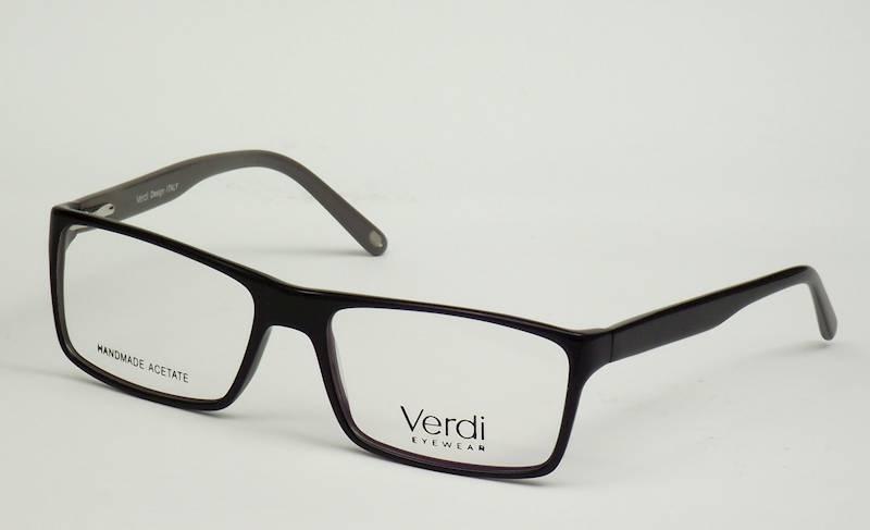 Oprawa okularowa VD1231 C01 Verdi - czarny/siwy
