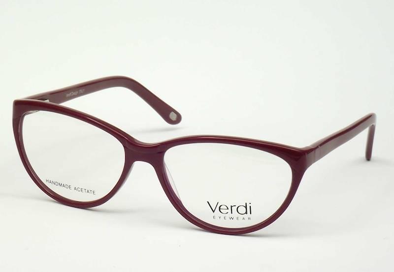 Oprawa okularowa VD1227 C10 Verdi - bordo
