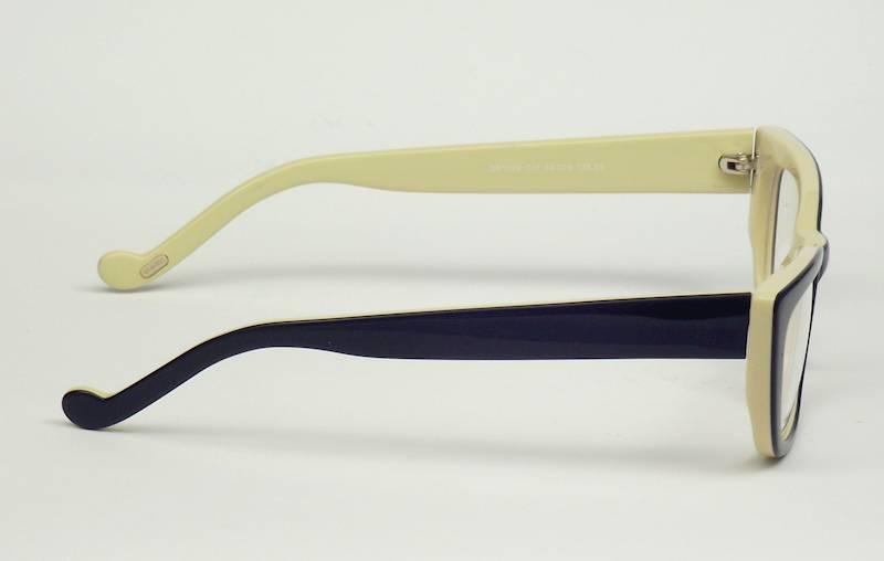 Oprawa okularowa QR1029 C11 Quara - granat/krem