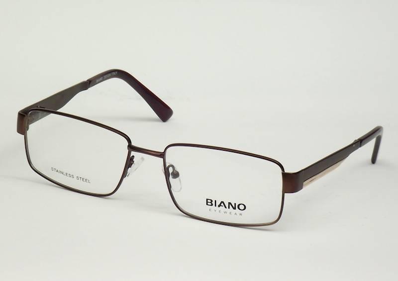 Oprawa okularowa BN1015 C02 Biano - brąz