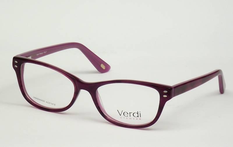 Oprawa okularowa VD1197 C01 Verdi - fioletowy
