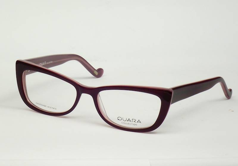 Oprawa okularowa QR1029 C10 Quara - fiolet/fiolet