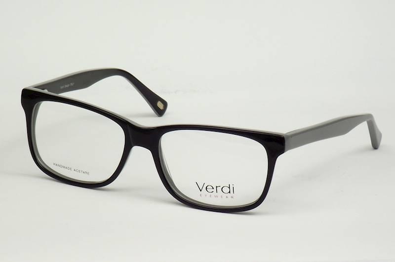 Oprawa okularowa VD1196 C05 Verdi - czarny/siwy