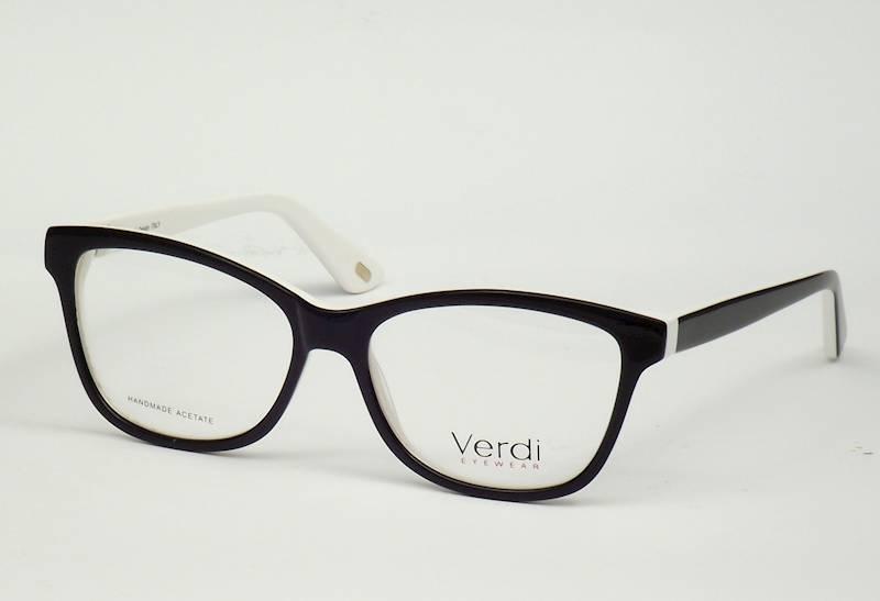 Oprawa okularowa VD1188 C06 Verdi - czarny/biały