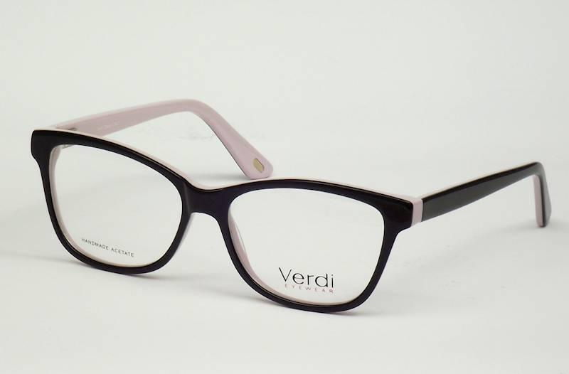 Oprawa okularowa VD1188 C05 Verdi - czarny/wrzos