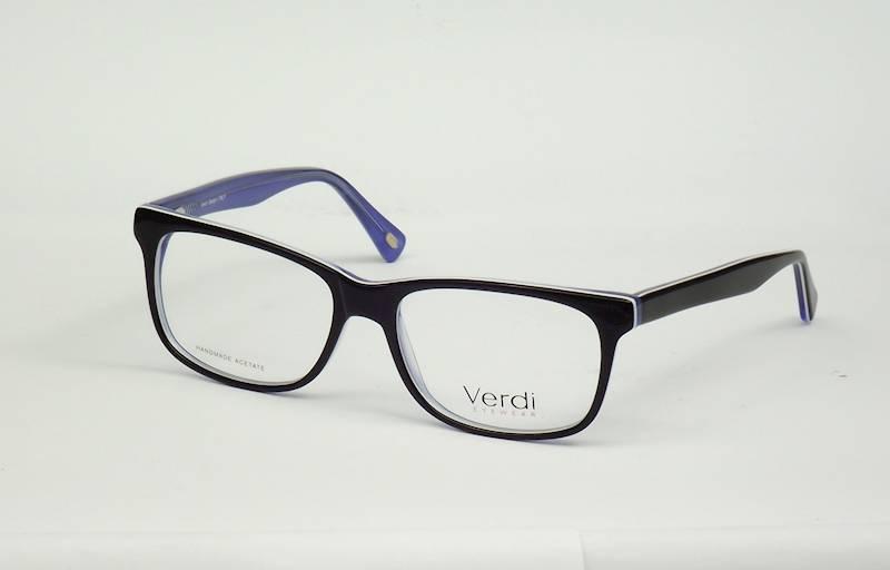 Oprawa okularowa VD1172 C07 Verdi - czarny/niebies