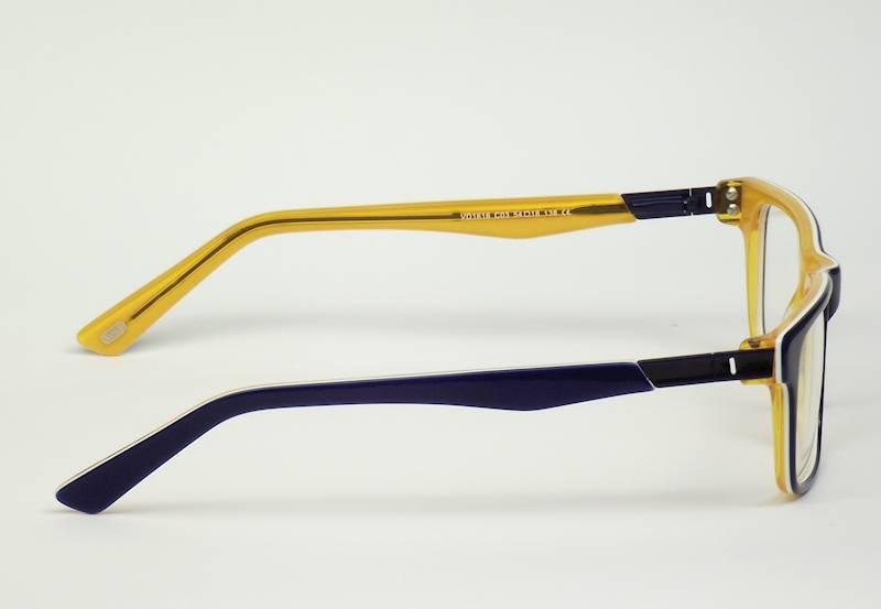 Oprawa okularowa VD1616 C03 Verdi - granat/pomarań
