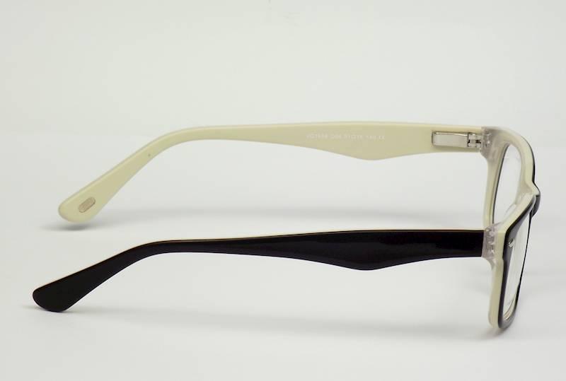 Oprawa okularowa VD1609 C04 Verdi - czarny/kremowy