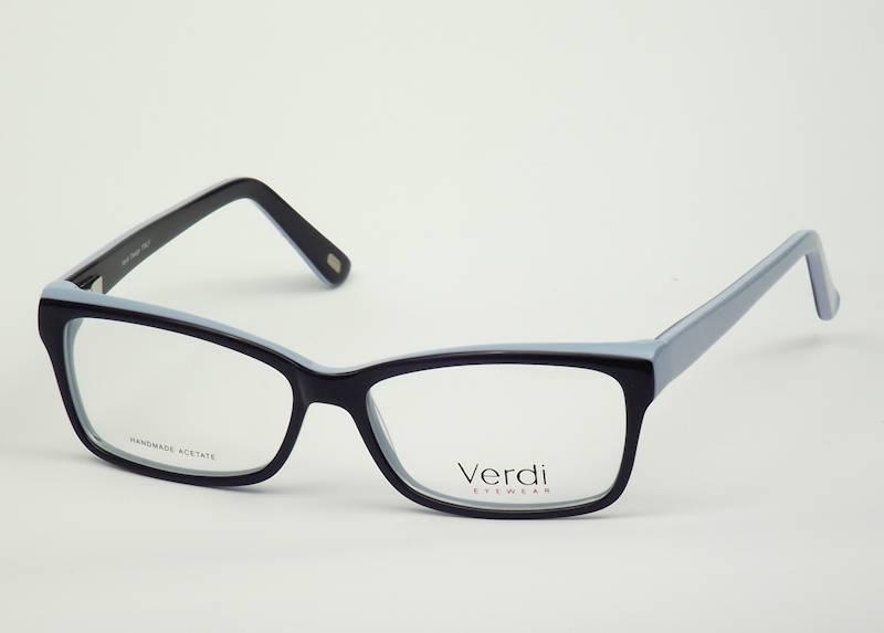 Oprawa okularowa VD1620 C04 Verdi - gran/niebieski