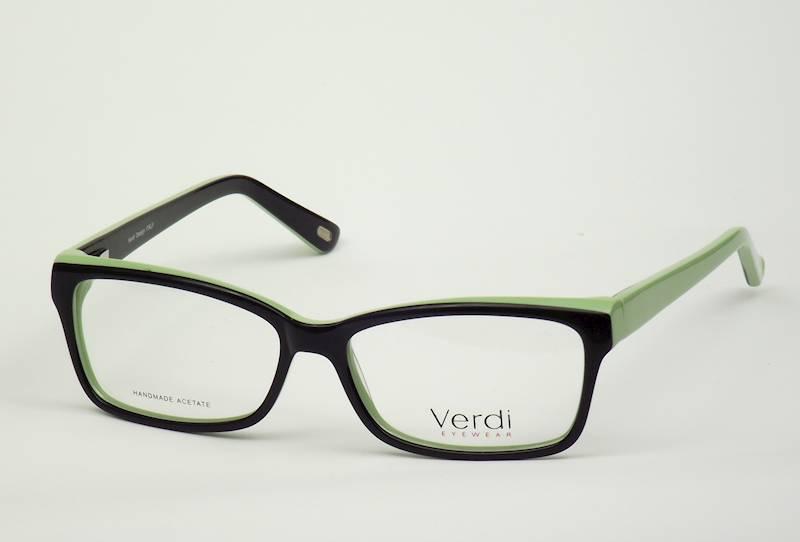 Oprawa okularowa VD1620 C03 Verdi - czar/zielony