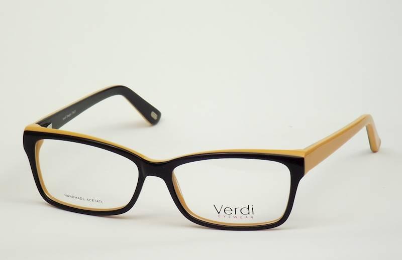 Oprawa okularowa VD1620 C01 Verdi - cz/pomarancz