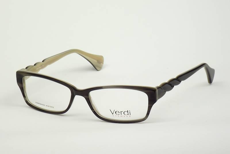 Oprawa okularowa VD1621 C01 Verdi - czar/bez