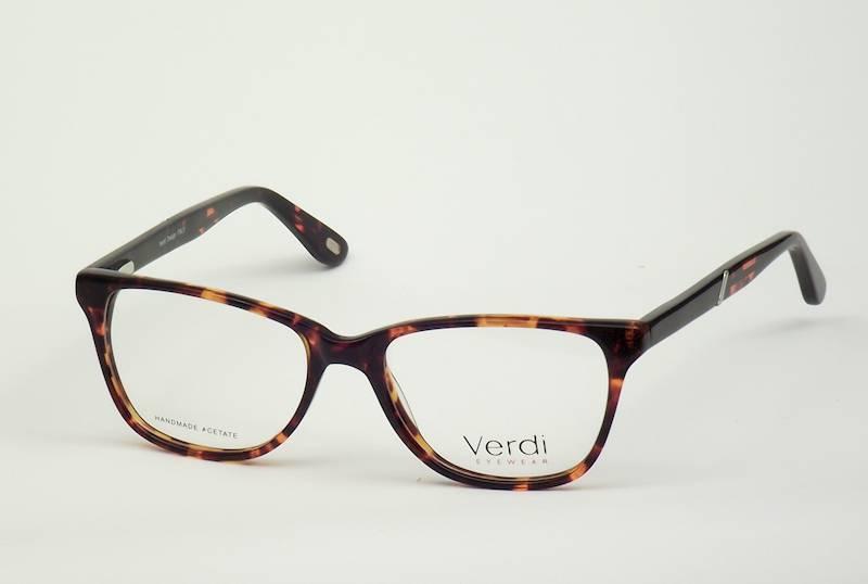 Oprawa okularowa VD1619 C03 Verdi - burgund