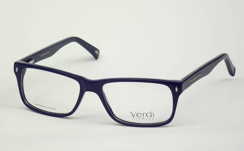 Oprawa okularowa VD1618 C02 Verdi - niebieski