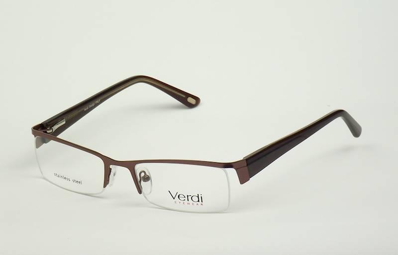 Oprawa okularowa VD1626 C01 Verdi -  brąz