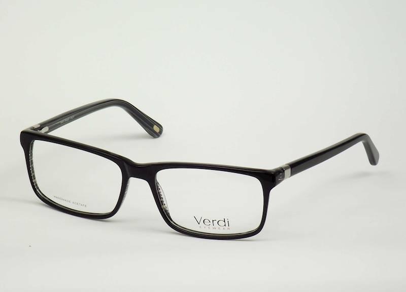 Oprawa okularowa VD1630C02 Verdi - czarny