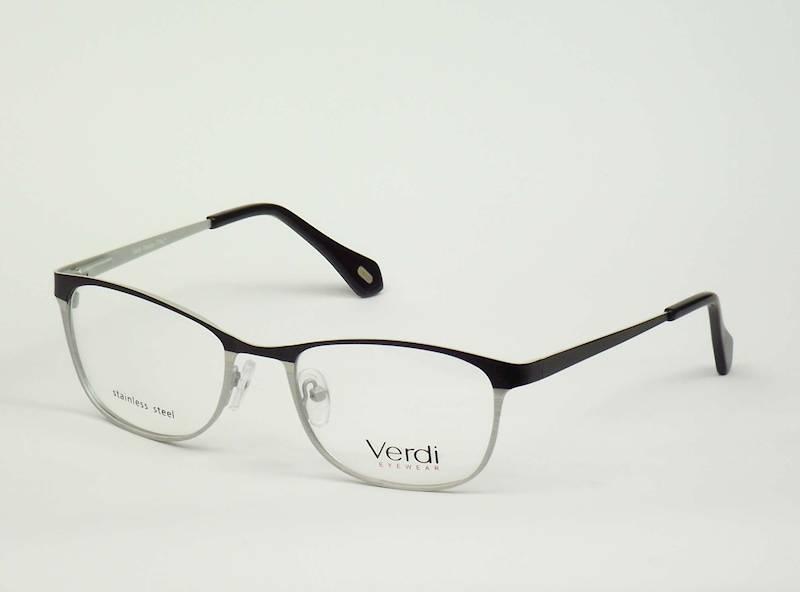 Oprawa okularowa VD1632 C01 Verdi - czarny
