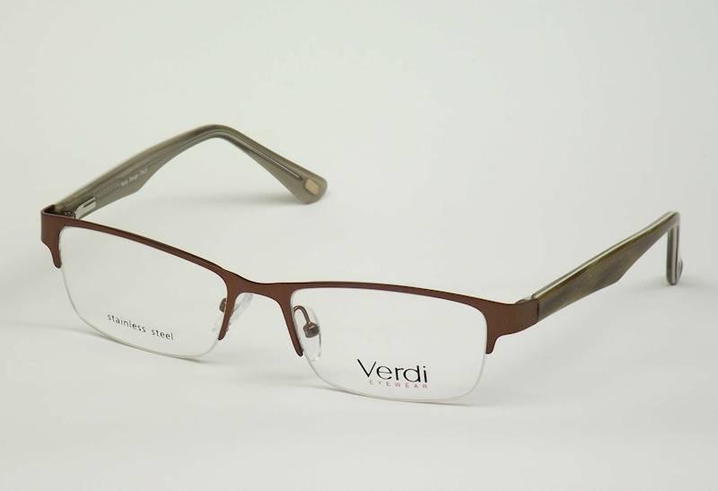Oprawa okularowa VD1627 C01 Verdi -  brąz