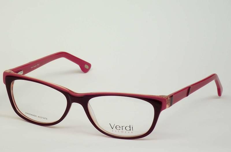 Oprawa okularowa VD1621 C02/1 Verdi - burgund