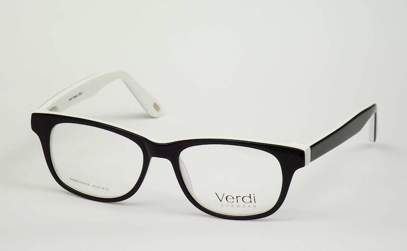 Oprawa okularowa VD1634C03 Verdi - czar/biały