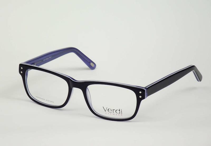 Oprawa okularowa VD1633C04 Verdi - granat/nieb