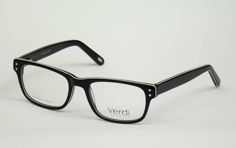Oprawa okularowa VD1633C01 Verdi - czarny
