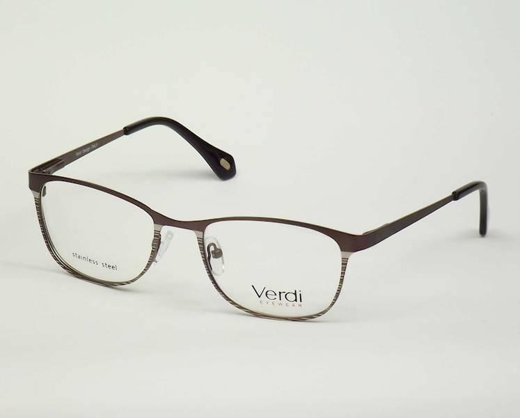 Oprawa okularowa VD1632 C02 Verdi - brąz