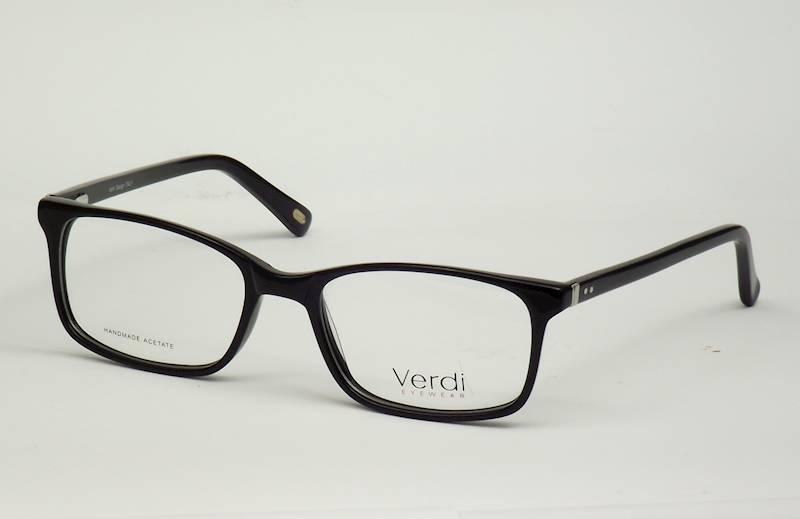Oprawa okularowa VD1637 C01 Verdi - czarny