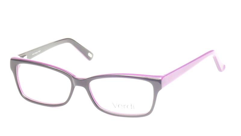 Oprawa okularowa VD1635 C03 Verdi - czar/fiolet