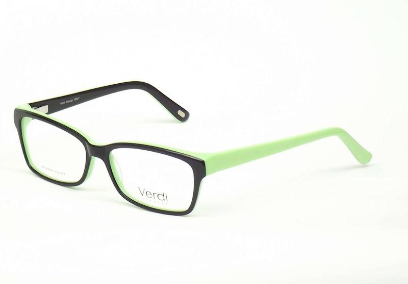 Oprawa okularowa VD1635 C02 Verdi - czar/zielony