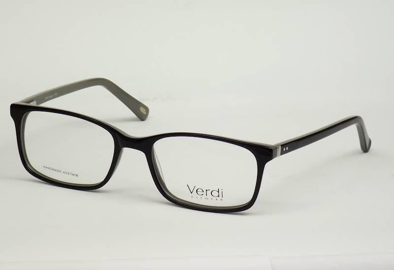 Oprawa okularowa VD1637 C02 Verdi - czarny/siwy