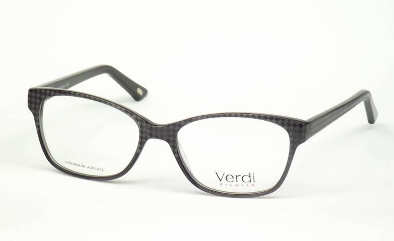 Oprawa okularowa VD1640C02 Verdi - czarny