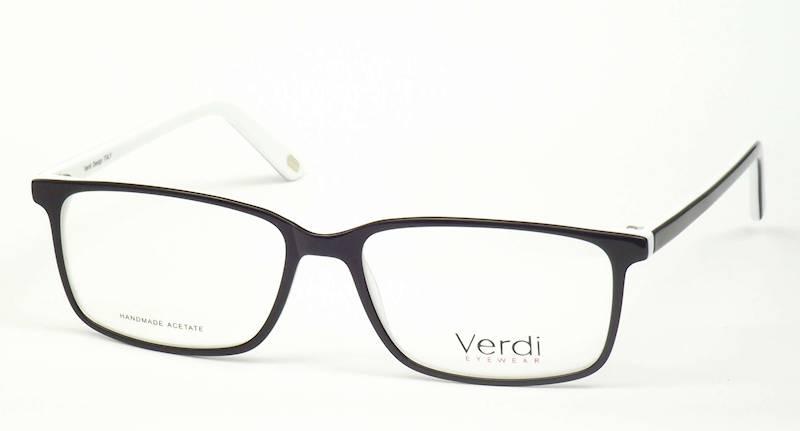 Oprawa okularowa VD1641C04 Verdi - czar/biały