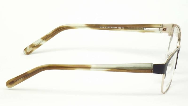Oprawa okularowa VD1639 C02 Verdi -  czar/złoty