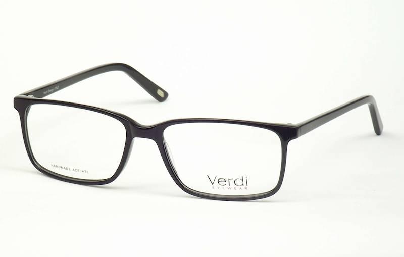 Oprawa okularowa VD1641C02 Verdi - czarny