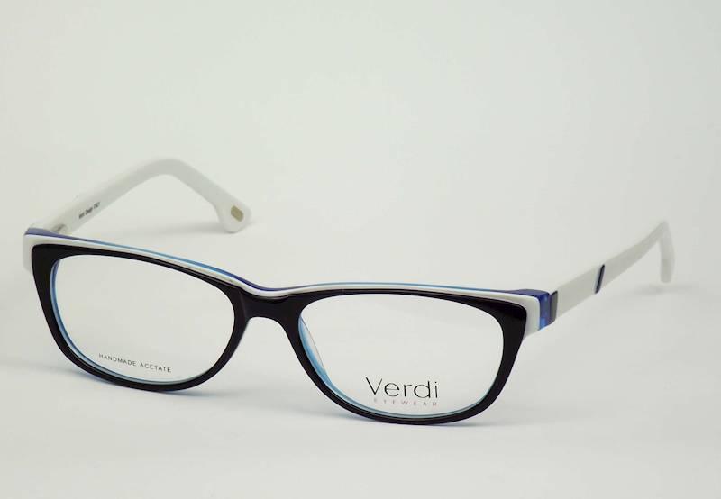 Oprawa okularowa VD1628 C05 Verdi - cza/niebies/b