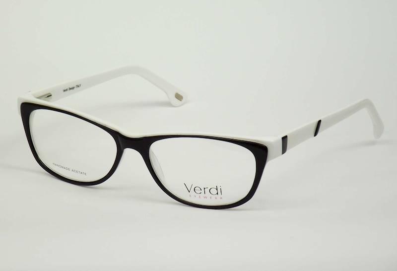 Oprawa okularowa VD1628 C04 Verdi - czar/biały