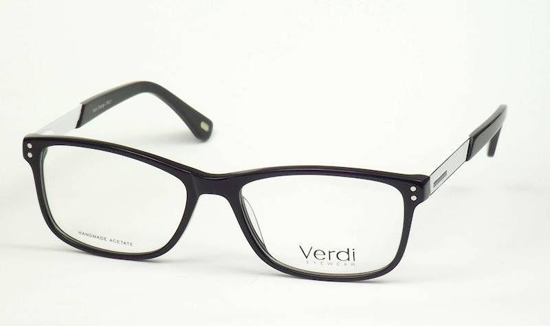 Oprawa okularowa VD1648C03 Verdi - czar/biały