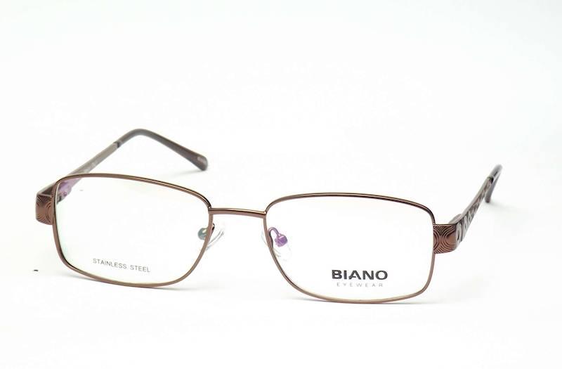 Oprawa okularowa BN1222 C04 Biano - brąz