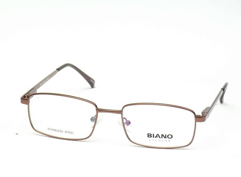 Oprawa okularowa BN1227 C03 Biano - brąz