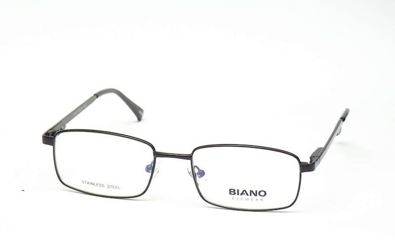 Oprawa okularowa BN1227 C02 Biano - czarny
