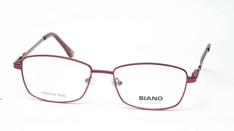 Oprawa okularowa BN1226 C02 Biano - bordo
