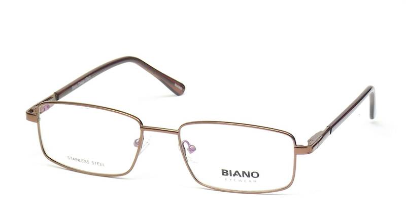 Oprawa okularowa BN1224 C03 Biano - brąz