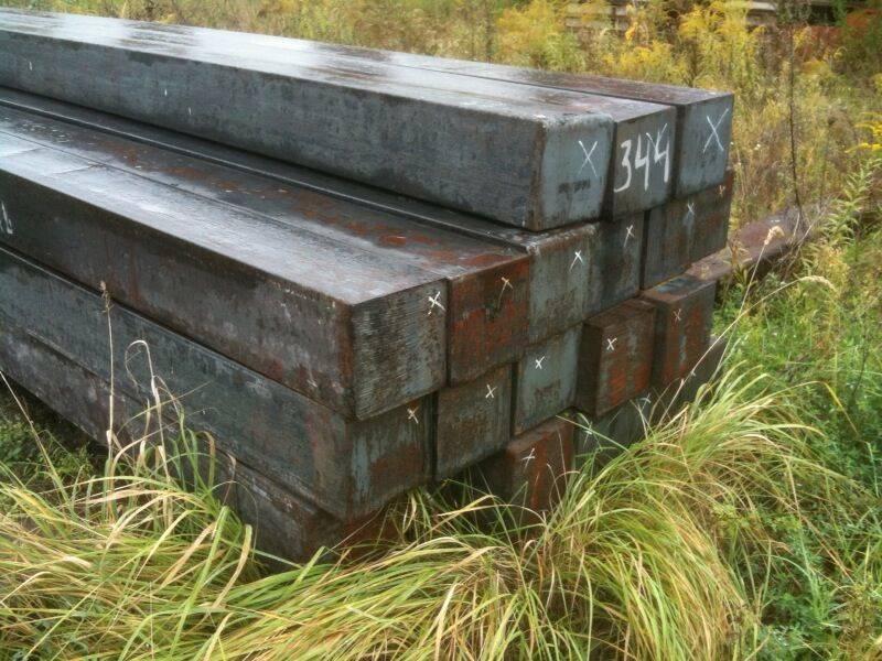 Pręt kwadratowy  80x80  1 S355J2