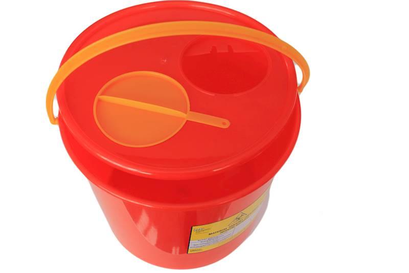 Pojemnik na odpady medyczne 5 L