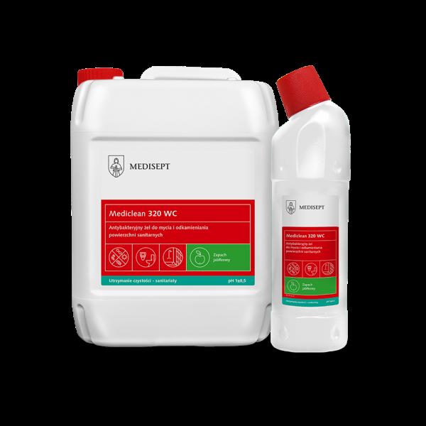 MC 320 Żel antybakteryjny do sanitariatów 750ml
