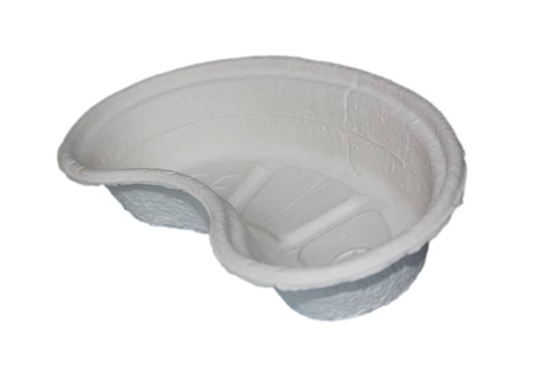 Nerka miska jednorazowego użytku papierowa