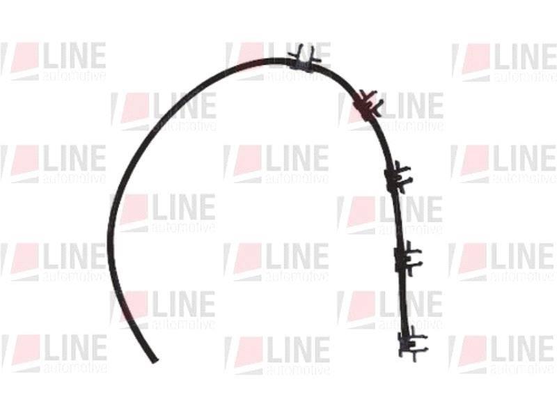 wąż przelewowy ( przewód nadmiaru ) MERCEDES SPRINTER / VARIO / W461