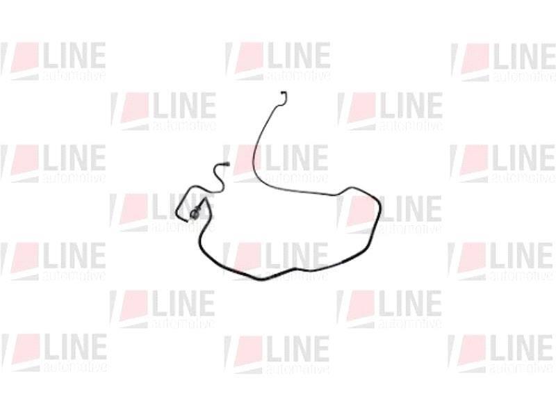 wąż przelewowy ( przewód nadmiaru ) DACIA LOGAN 1,5DCi
